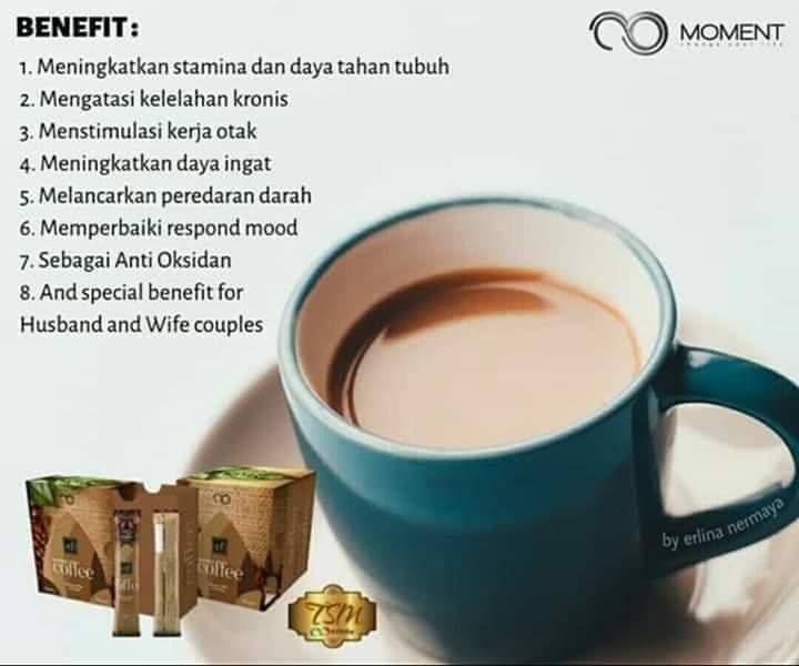 MANFAAT MOMENT COFFE