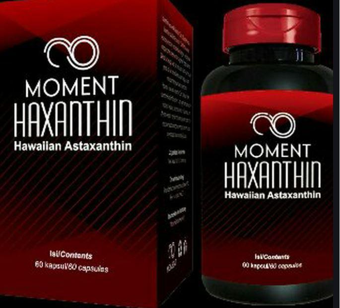HAXANTINE MOMENT