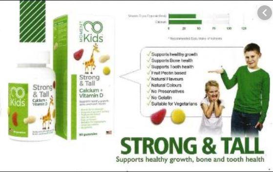 suplemen peninggi badan anak