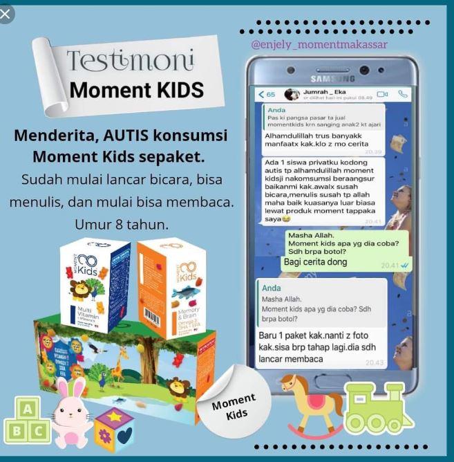 HOT TESTI MOMENT KIDS
